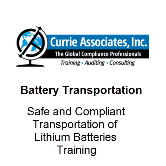 Battery Transportation