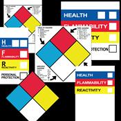 NFPA® / HMIS® Labels