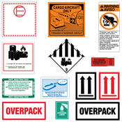 Regulated Markings & Labels