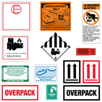 Shipping & Handling / Regulated Labels