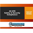 49 CFRSafety & Security <br/>Compliance Training <br/>2020