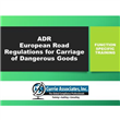 ADREuropean Road Regulations <br/>for Carriage of Dangerous Goods <br/>Training 2020