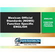 Mexican Official Standards(NOMs) <br/>Function SpecificTraining <br/>2019 <br/>English Course