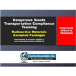 Dangerous Goods <br/>Transportation Compliance Training <br/>Radioactive Materials Excepted Packages