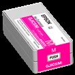 Epson GJIC5(M) Magenta Ink Cartridge <br />for the ColorWorks C831 <br />Inkjet Label Printer