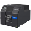 "Epson CW-C6000P ColorWorks <br/>4"" Color Inkjet Label Printer <br/>with Peel-and-Present"