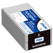 Epson SJIC22P(K) Black Ink Cartridge <br />for the ColorWorks C3500 <br />Inkjet Label Printer