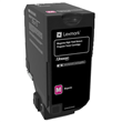 Lexmark CS725 <br >Magenta High Yield <br/>Return Program Toner Cartridge
