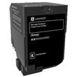 Lexmark CS725 <br/>Black High Yield <br/>Return Program Toner Cartridge