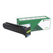 Lexmark CS820<br /> Cyan Extra High Yield <br/>Return Program Toner Cartridge