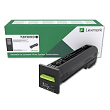 Lexmark CS820 <br />Black Extra High Yield <br/>Return Program Toner Cartridge